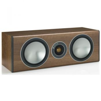 MONITOR AUDIO BRONZE CENTRE. Altavoz Central Home Cinema Walnut