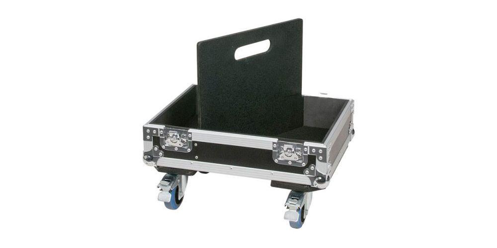 dap audio flightcase 2x monitores escenario 10 d7318 open