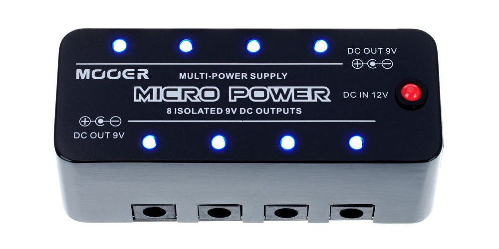 mooer micro power front