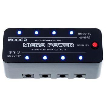 Mooer Micro Power alimentador