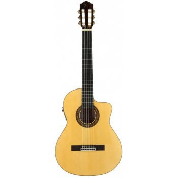 Jose torres JTF-50CE Guitarra Flamenco Cutaway