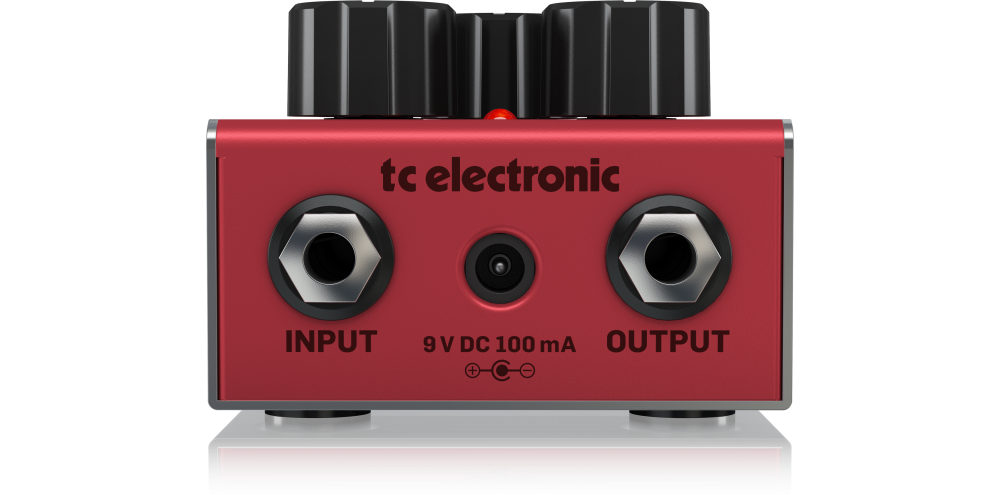 tc electronic blood moon phaser pedal efectos