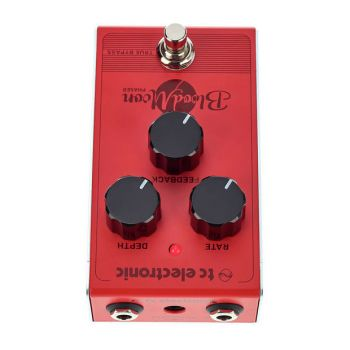 TC Electronic Blood Moon Phaser Pedal de efectos