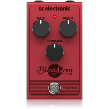 TC Electronic Blood Moon Phaser Pedal de Efectos