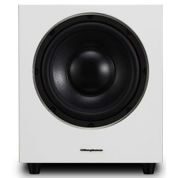 WHARFEDALE  WH-D10 White Subwoofer