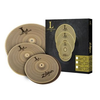 ZILDJIAN LOW VOLUME 80 Set Platos
