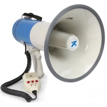 VONYX MEG060 Megafono 60W USB SD Sirena Microfono 952014