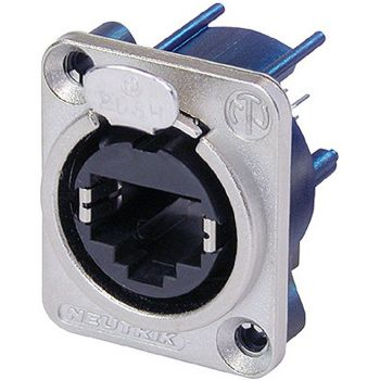 Neutrik NE8FDV Conector Chasis RJ45 hembra