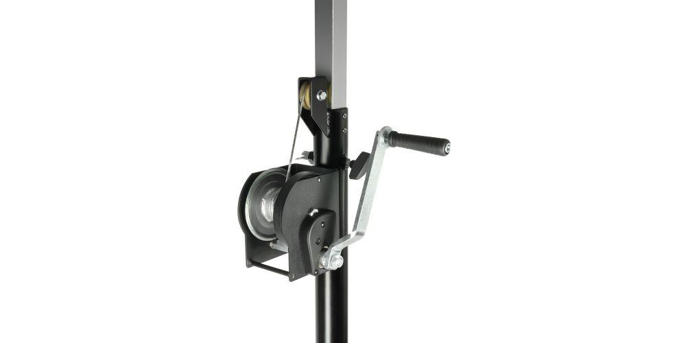 soporte luces ADAM HALL SWU400T