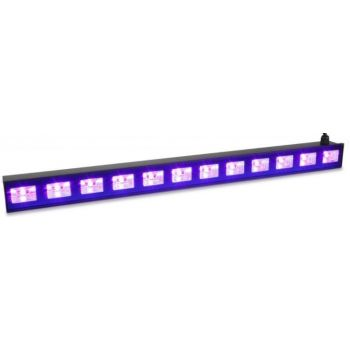 Beamz BUV123 LED UV Bar 153269 Luz Ultra violeta