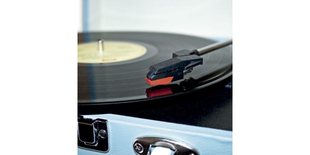 lauson tocadiscos con bluetooth funcion encoding cdmp3 radio amfm