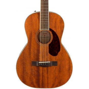 Fender PM-2 Parlor All Mahogany Natural + Estuche