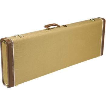 Fender G&G Estuche Deluxe stratocaster/telecaster Tweed
