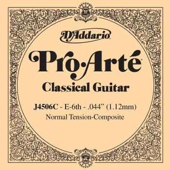 D´addario J4506C Cuerda Suelta para Guitarra Española
