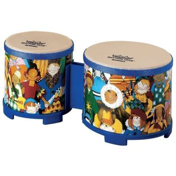 Remo RH-5600-00 Set de Bongos Rhythm Club