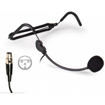 Fonestar FCM-611MCS Micrófono de cabeza
