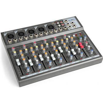Vonyx VMM-F701 Mezclador Musico 7 canales 172578