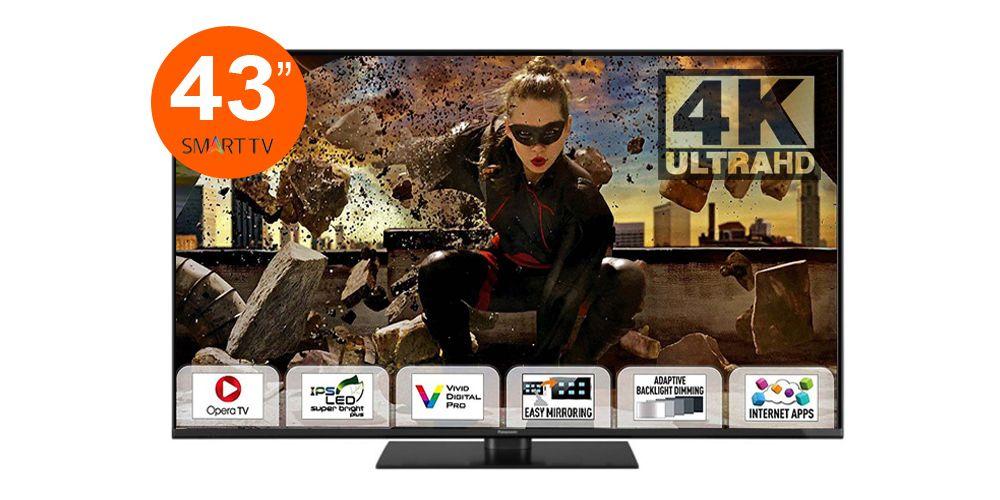 tx43fx550e panasonic tv 49 4k