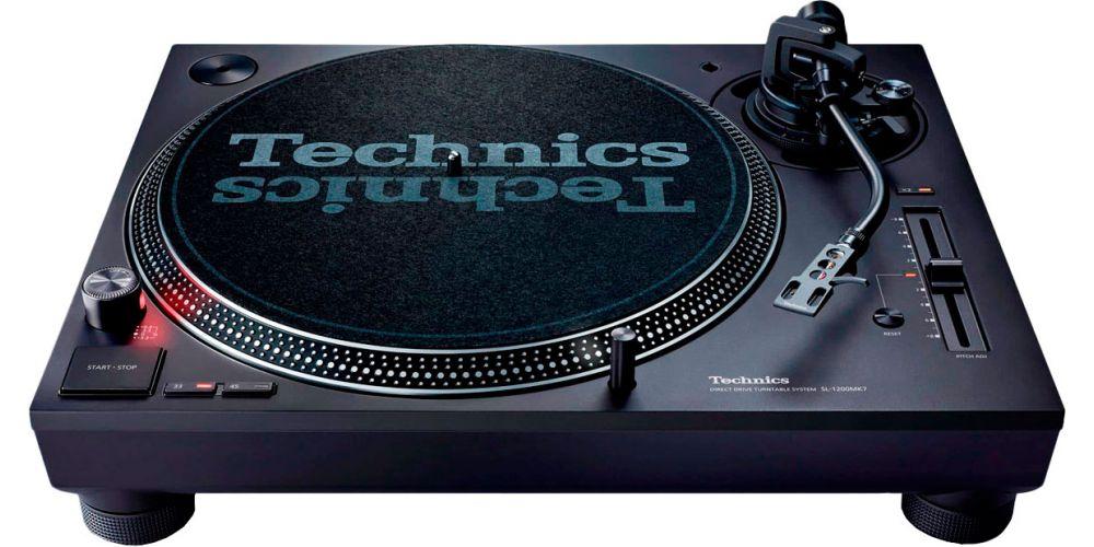 technics sl 1210mk7 giradiscos profesional sl1210