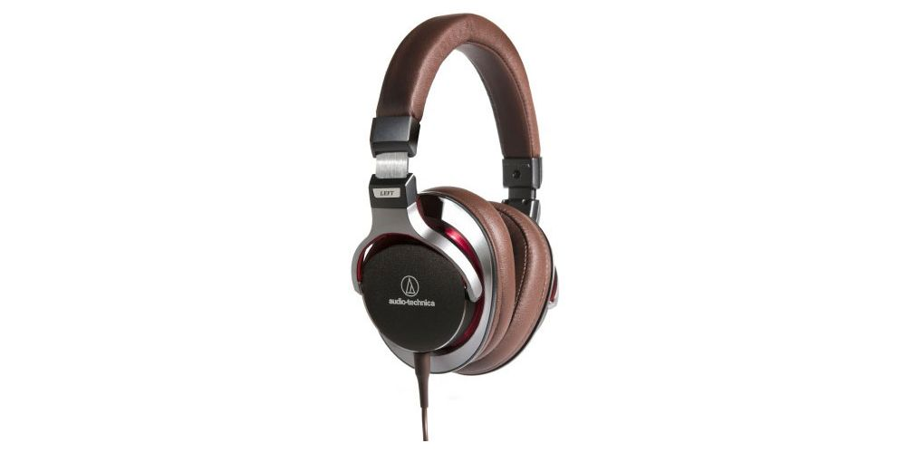 Audio Technica ATH MSR7b BK