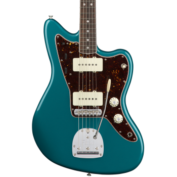 Fender American Original 60s Jazzmaster RW Ocean Turquoise