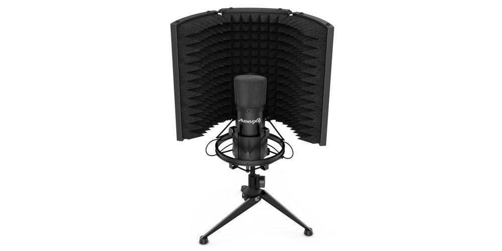 Audibax MST10 Pantalla Reflexión Microfono Comprar MH