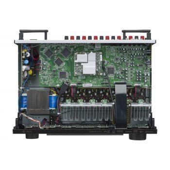 DENON equipo AV AVR-X1600H + Cambridge SX50 Walnut Cinema Pack 5.1 Altavoces Home Cinema