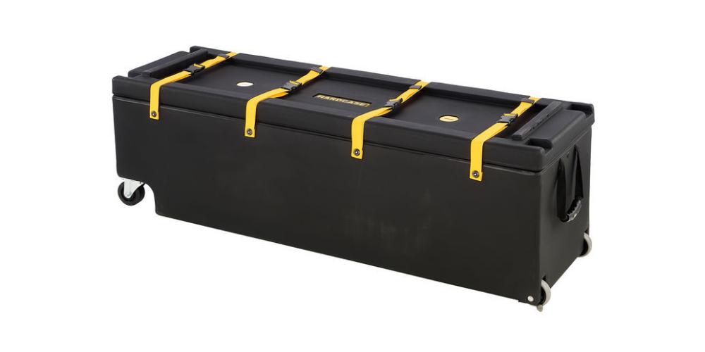 hardcase hn52w estuche herrajes batería