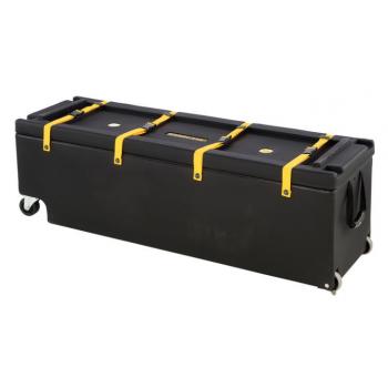 Hardcase HN52W Estuche Rígido para Herrajes de Batería (130,8 x 39,4 x 36,8 cm)