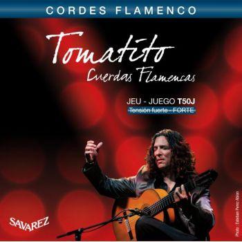 Savarez T50J Tomatito Set de Cuerdas Guitarra Flamenca