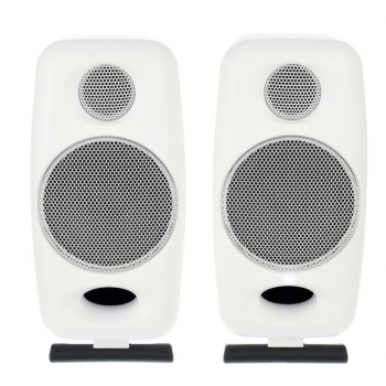 IK Multimedia iLoud Micro Monitores White Edition Monitores Activos de 2 Vías