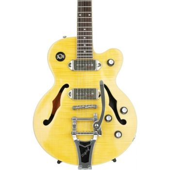 Epiphone Wildkat Bigsby Antique Natural Guitarra Electrica