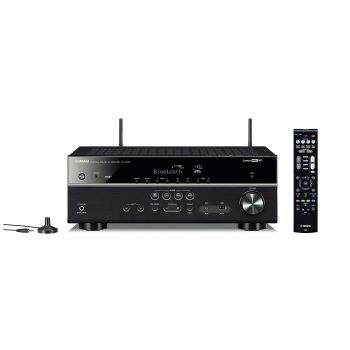 Yamaha RX-D485 Receptor AV Home Cinema RXD485