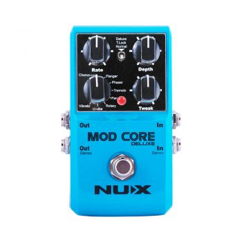 Nux Mod Core Deluxe Pedal Efectos
