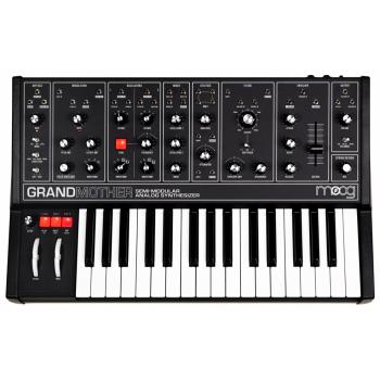 Moog GrandMother Dark Sintetizador Analógico