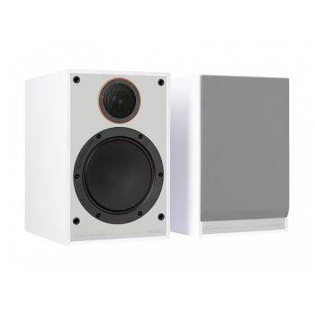 Monitor Audio Monitor 100B White Altavoces HiFi Estantería. Pareja Blancos
