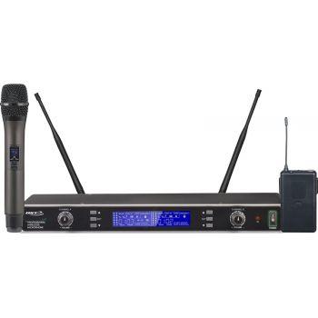 BST UDR300 Set Micrófono UHF