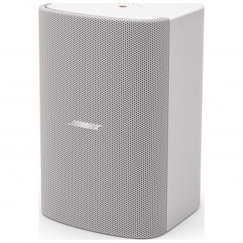 Bose FS4 SE White Pareja Altavoces Interiores Exteriores Blancos Pareja