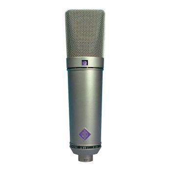 NEUMANN U-89 i Microfono Multipatron 5 Patrones Gran Diafragma Niquel