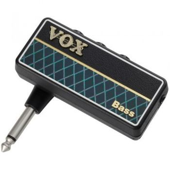 VOX AMPLUG2 BASS Mini Amplificador Auriculares