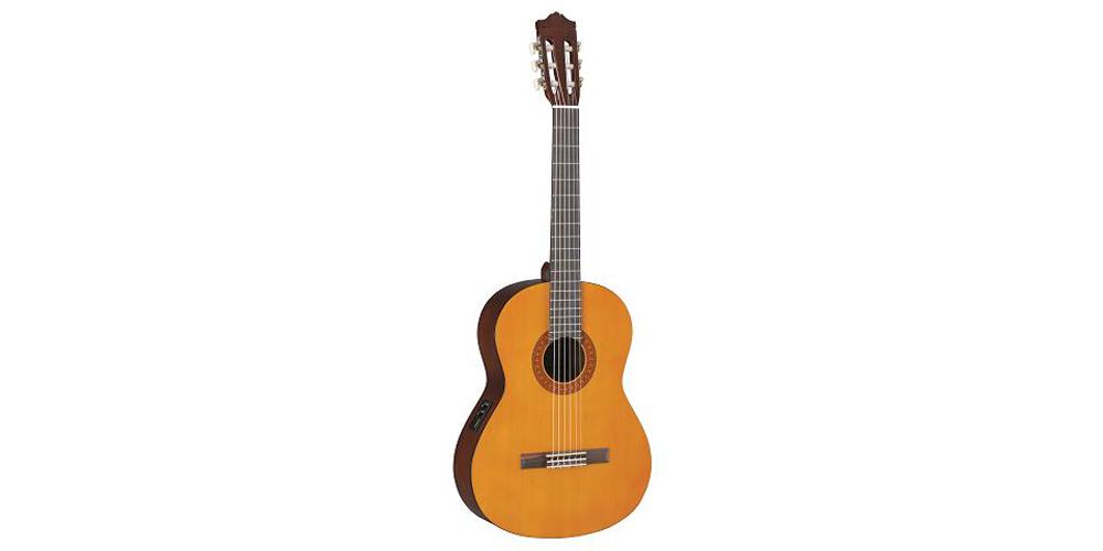 YAMAHA CX-40II Guitarra Version C40 Electrificada  Previo Basico Pasivo