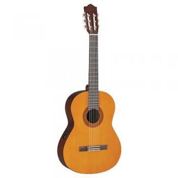 YAMAHA CX-40 Guitarra Version C40 Electrificada  Previo Basico Pasivo