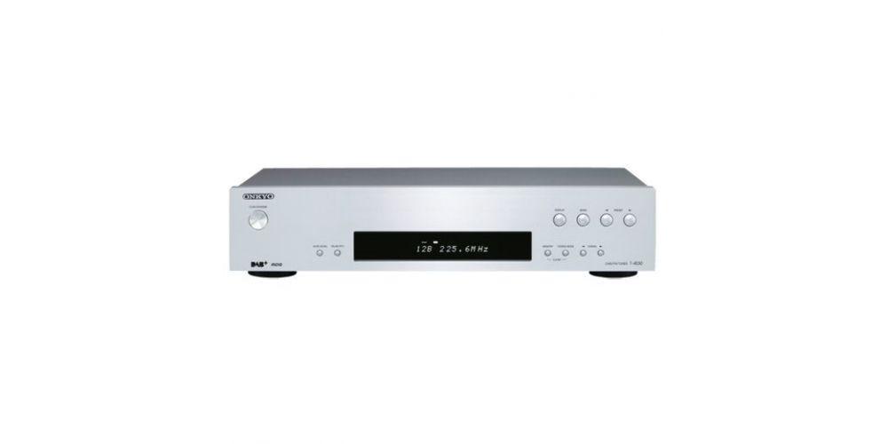 ONKYO T-4030 S Sintonizador Radio DAB, Silver