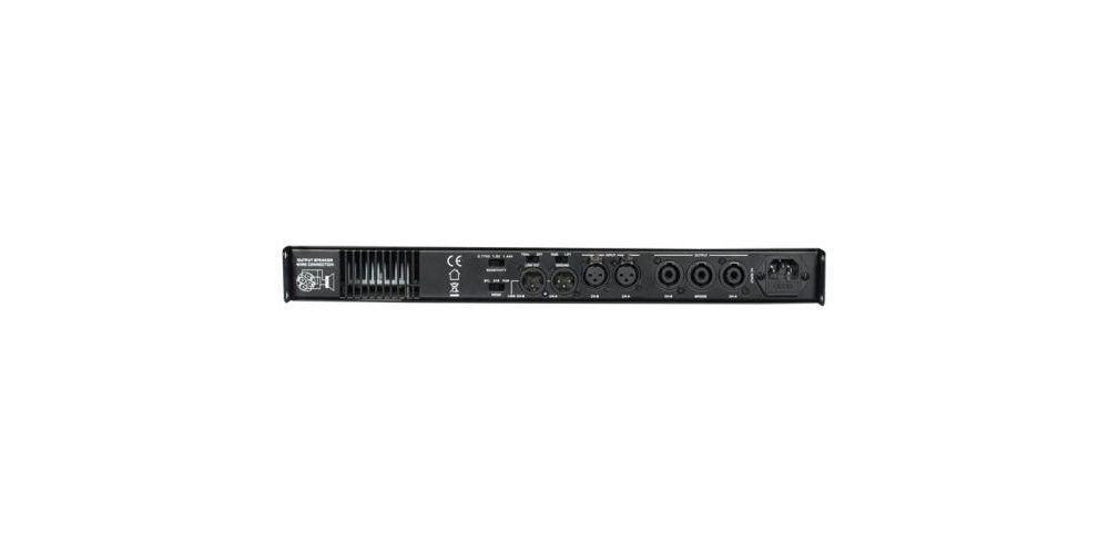 amp 1002 etapa potencia fconmutada 2x100 w jb systems rear