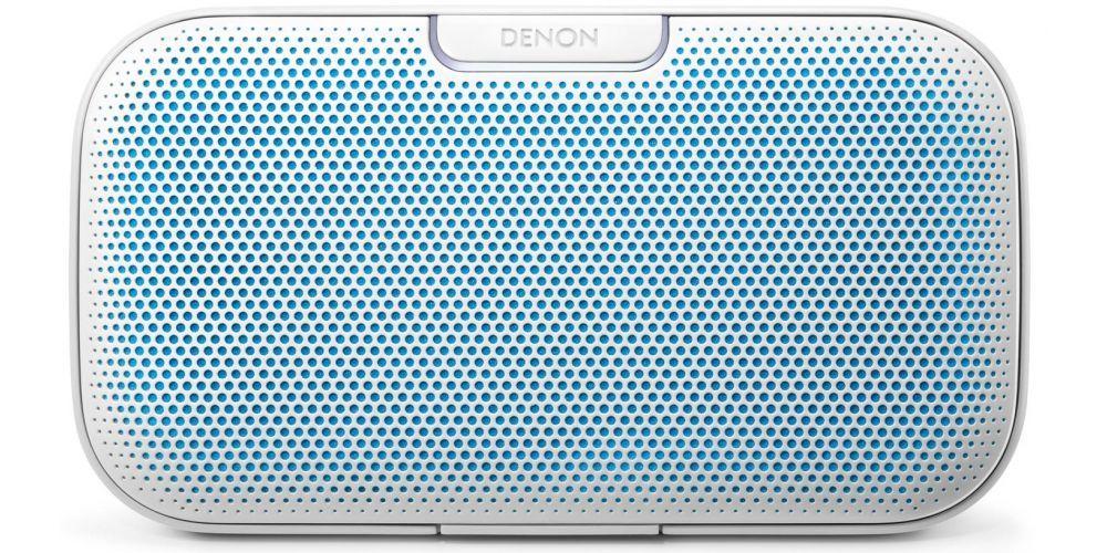 denon envaya dsb200 white portable bluetooth caratula azul