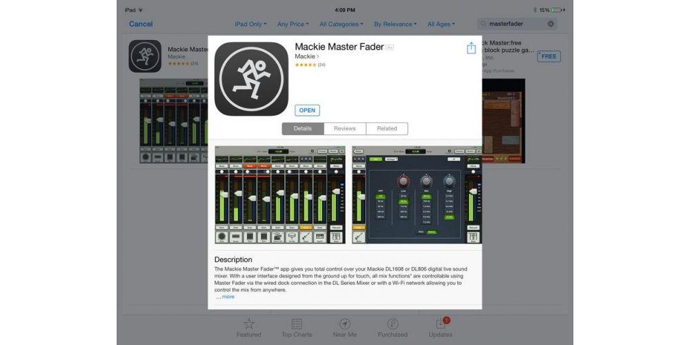 mackie dlr32 app