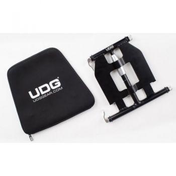 UDG U6010BL Creator Laptop/Controller Stand Aluminium Black