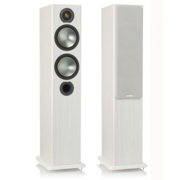 MONITOR AUDIO BRONZE 5 White Pareja