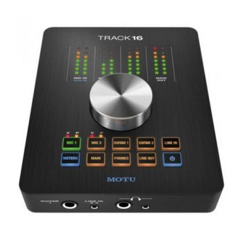 MOTU TRACK 16 Interface de Audio