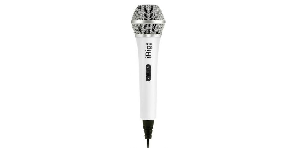 irig voice white